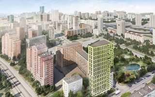 Архитекторы предлагают для Хорошево-Мневников «парящие мосты»