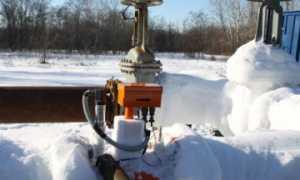 Замена газового счетчика: за чей счет
