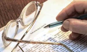 Какие документы нужны для оформления завещания на квартиру у нотариуса?