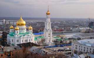 Кадастровая карта Ростова-на-Дону