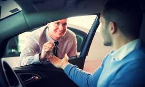 Можно ли сдать в аренду незарегистрированную машину?