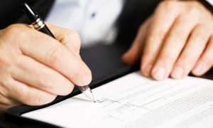 Расписка о получении задатка за квартиру – образец, правила заполнения