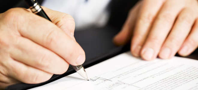 Покупка квартиры: расписка – образец, правила заполнения