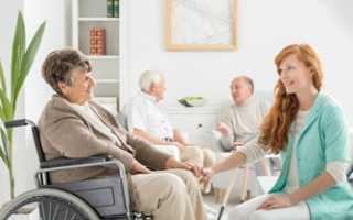 Дом-интернат для престарелых людей — особенности и правила выбора