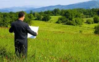Документы для отчуждения земельного участка