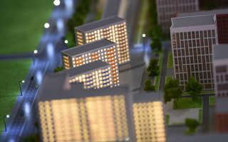 Новую 3D карту Москвы представят в марте 2018 года