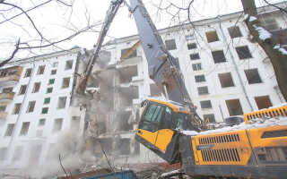 Реновация Обручевский новости