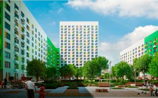 Начинается строительство 12-ти домов по реновации в 8-ми районах Москвы