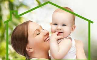 Прописка несовершеннолетнего ребенка без родителей