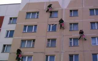 Кто должен ремонтировать межпанельные швы в доме?