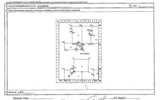 Кадастровый план территории: что такое и как получить?