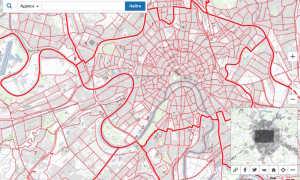 Публичная кадастровая карта Росреестра: новая версия