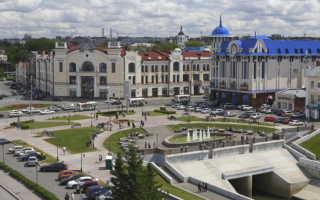 Кадастровая карта Томска