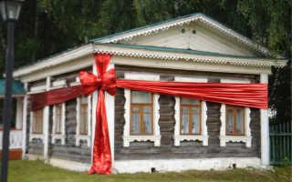 Договор дарения земельного участка с садовым домом – образец, правила заполнения