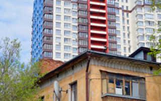 Закон о реновации жилищного фонда Москвы