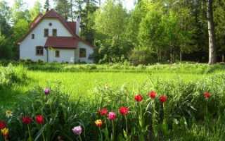 Как получить землю под родовое поместье?